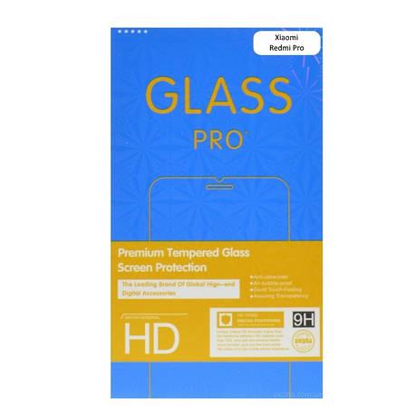 Защитное стекло Ultra Tempered Glass для Xiaomi Redmi Pro 0.33mm 9H Прозрачное, фото 2