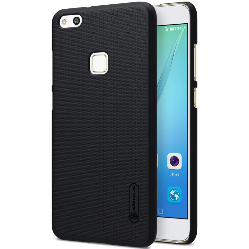 Чохол-накладка Nillkin для Huawei P10 Lite Matte ser. +плівка Чорний