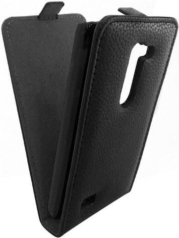 Чохол-фліп Global для  LG D335 L Bello Dual Чорний, фото 2
