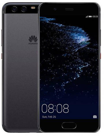Смартфон HUAWEI P10 Plus Dual Sim 4/64GB (чорний), фото 2