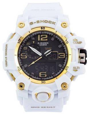 Наручные часы Casio G-Shock GWG-1000 White-Gold реплика