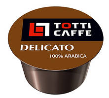 Кофе в капсулах Totti caffe Delicato 100% арабика