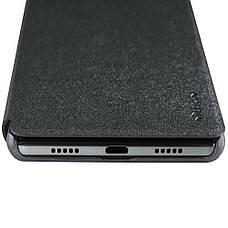 Чохол-книжка Nillkin для Huawei P8 Lite Sparkle ser. Чорний, фото 3