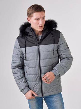 95eb9cc2c2216 Мужская зимняя куртка пуховик