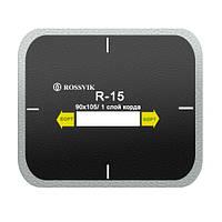 Пластырь радиальный R-15 (90х105 мм) Россвик