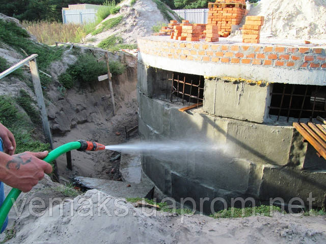 Уход за гидроизоляцией фундамента