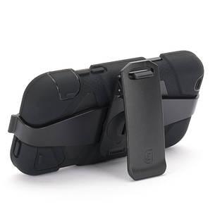 Чехол 360 ° Griffin для iPhone 5 / 5S / SE Survivor ser. Устойчив к ударам Черный, фото 2