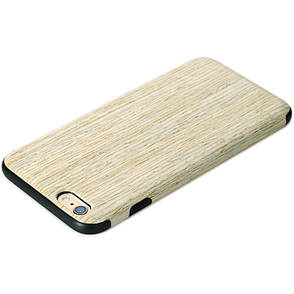 "Чехол накладка ROCK для IPHONE 6 / 6S (4.7 "") Origin ser. (Grained) Nordic Walnut, фото 2"