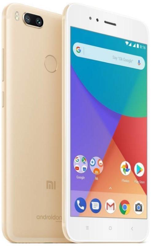 Смартфон Xiaomi Mi A1 4/64 Gold