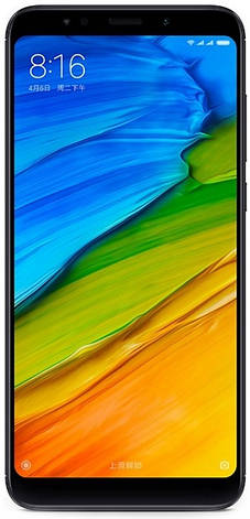 Смартфон Xiaomi Redmi 5 Plus 3/32 Black (AU), фото 2