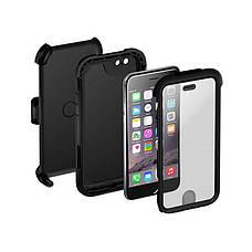 Чехол 360 ° Griffin GB38903 для iPhone 6 / 6S Survivor Case Черный, фото 2