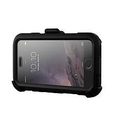 Чехол 360 ° Griffin GB38903 для iPhone 6 / 6S Survivor Case Черный, фото 3