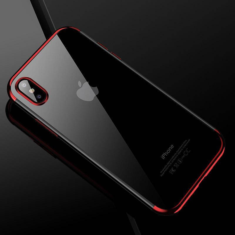 Чехол Baseus iPhone X Armor Red