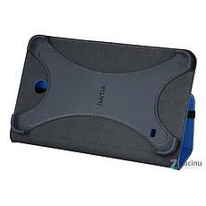 Чохол-книжка Hama для Samsung Galaxy Tab 4 7.0 Weave ser. Синій, фото 3