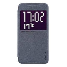 Чохол-книжка Nillkin для HTC One X9 Sparkle ser. Чорний, фото 2