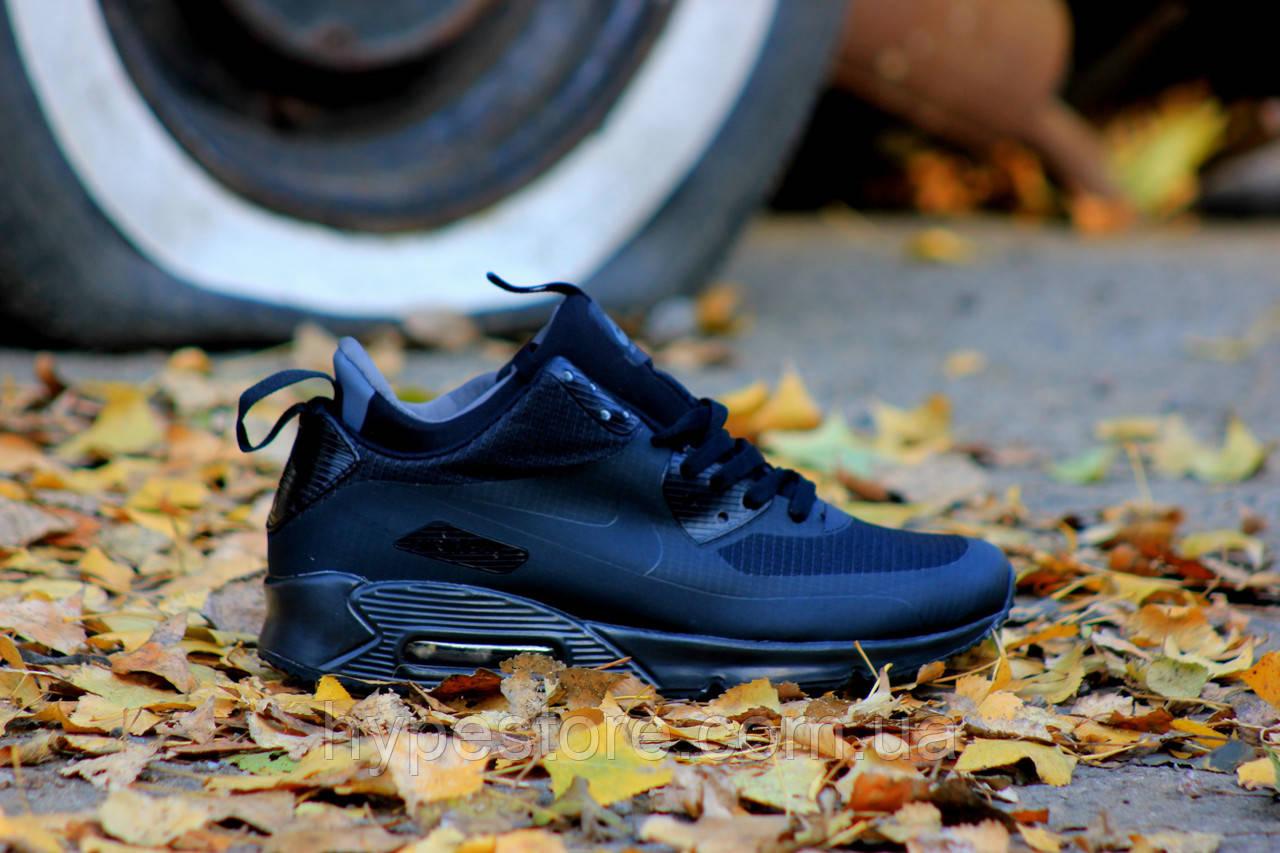 2a047d3f Мужские зимние кроссовки, чоловічі зимові кросівки Nike Air Max Mid Winter