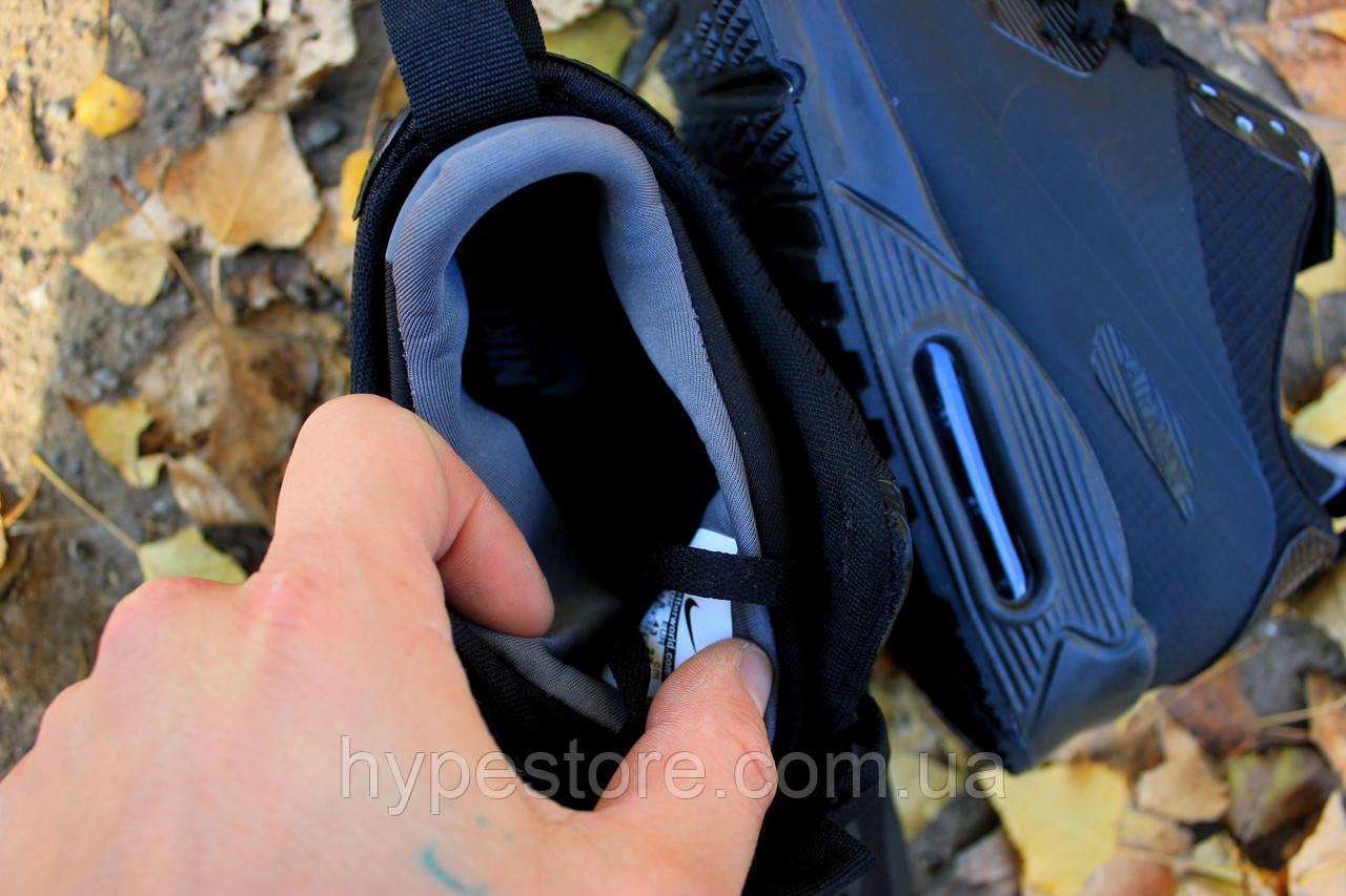 2a8cb6a0 ... Мужские зимние кроссовки, чоловічі зимові кросівки Nike Air Max Mid  Winter