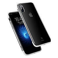 Чехол Baseus iPhone X Armor White