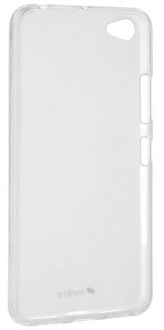 Чехол накладка Melkco для Lenovo S60 Poly Jacket ser. TPU Прозрачный / матовый, фото 2