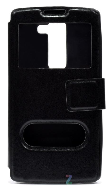 Чохол-книжка для LG Y70/ H422 Spirit Чорний