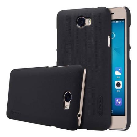 Чохол-накладка Nillkin для Huawei Y5 II/ Honor Play 5 Matte ser. +плівка Чорний(126596), фото 2