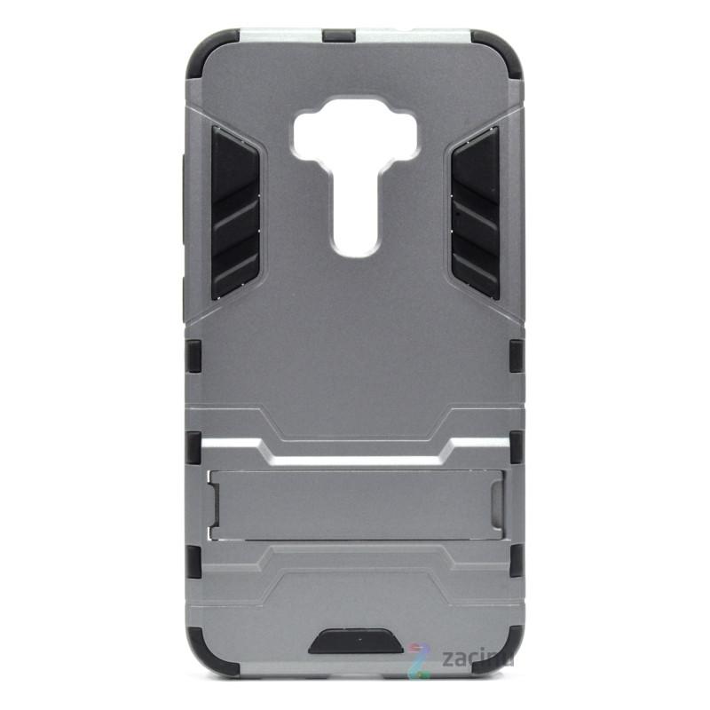 Чехол накладка Transformer для Asus Zenfone 3 (ZE552KL) Металлический (324730)