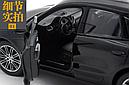Коллекционная машинка Porsche Macan Turbo 1:32, фото 4
