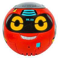 Інтерактивна іграшка-робот REALLY R. A. D. ROBOTS - YAKBOT (червоний), фото 1