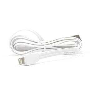 Автомобільний зарядний пристрій LDINIO C301+cable lightning New powerful charging ser. White, фото 2