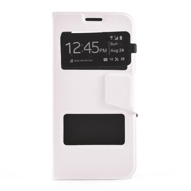 Чохол-книжка TPU для Samsung Galaxy S6 G920F Duos Білий