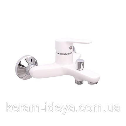 Смеситель для ванны Rubineta Uno-10 (WT) N10071, фото 2