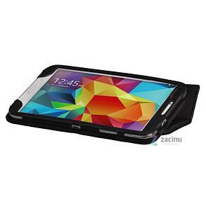 Чохол-книжка Hama для Samsung Galaxy Tab 4 7.0 Bend ser. Чорний, фото 2