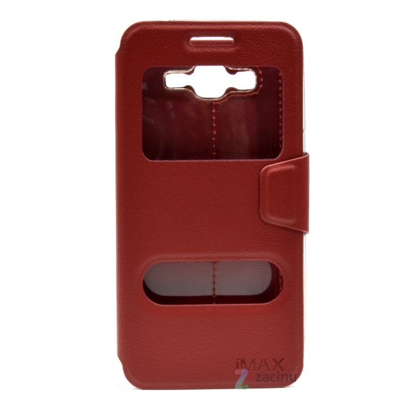 Чехол книжка iMAX для Samsung G532F J2 Prime (2016) Smart Case ser. Красный (332757)