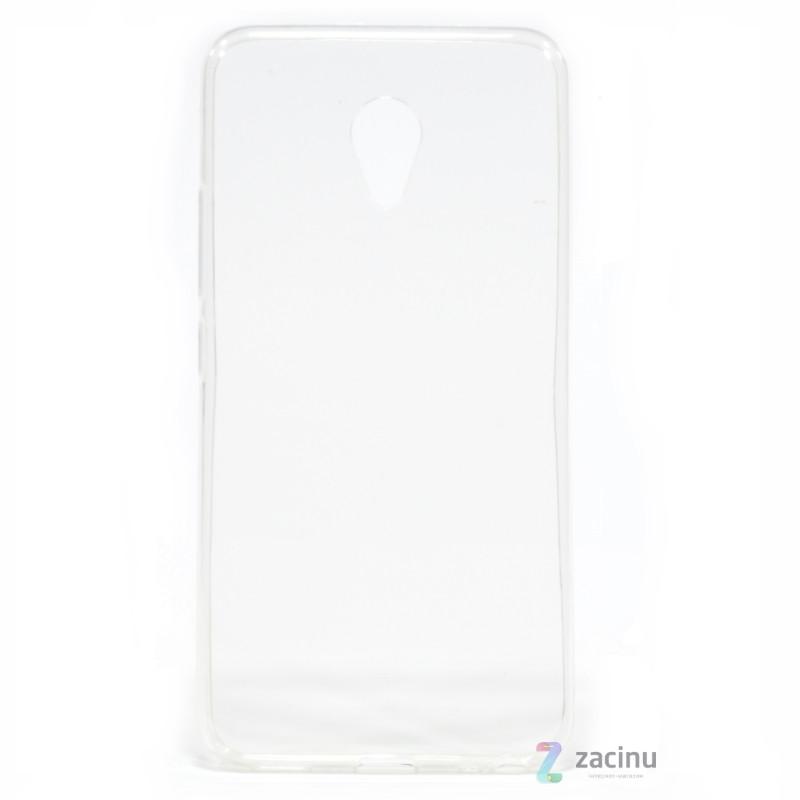 Чохол-накладка TPU для Meizu M5 Note Ultra-thin ser. Прозорий/безколірний