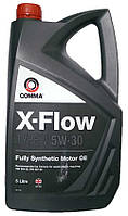 Моторное масло синтетика Comma X-Flow Type V 5w30 5л