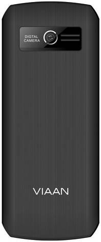 Мобільний телефон Viaan V182 Dual Sim (чорний), фото 2