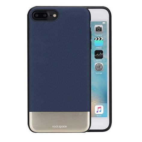 """Чехол накладка ROCK для iPhone 7 Plus (5.5 """") Elite ser. Синий (639395), фото 2"""