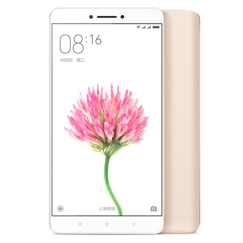 Смартфон Xiaomi Mi Max 4/128GB Gold