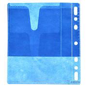 Чохол-футляр Hama для Дисків DVD-CD 10 в 1 Блакитний