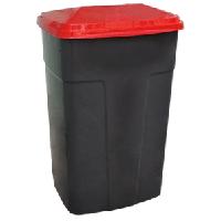Бак мусорный -90л,с крышкой, пластик,Киев