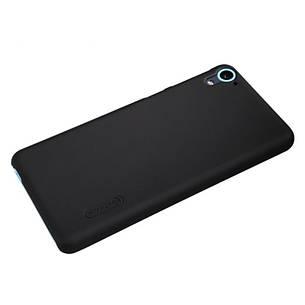 Чохол-накладка Nillkin для HTC Desire 826 Matte ser +плівка Чорний, фото 2