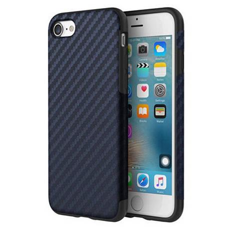 "Чохол-накладка ROCK для iPhone 7 (4.7"") Origin ser.(Texured) Синій(636745), фото 2"