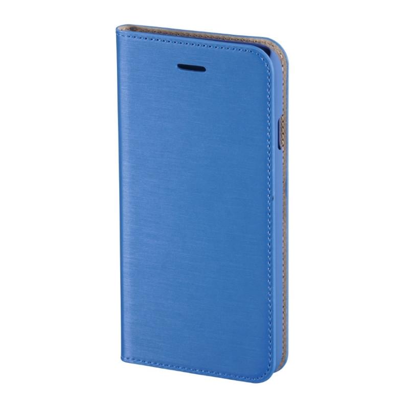 Чехол книжка Hama для iPhone 6 / 6S Slim ser. Голубой (00135018)