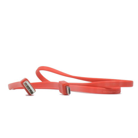 Кабель Remax RC-008m micro USB Fast ser. Red, фото 2
