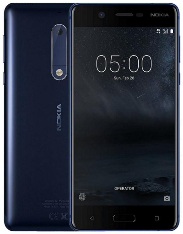 Смартфон NOKIA N5 Dual SIM (індіго) TA-1053