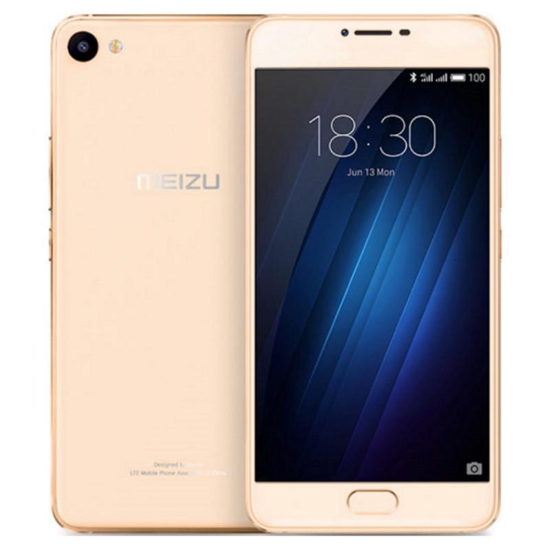Смартфон MEIZU U10 3/32GB Gold