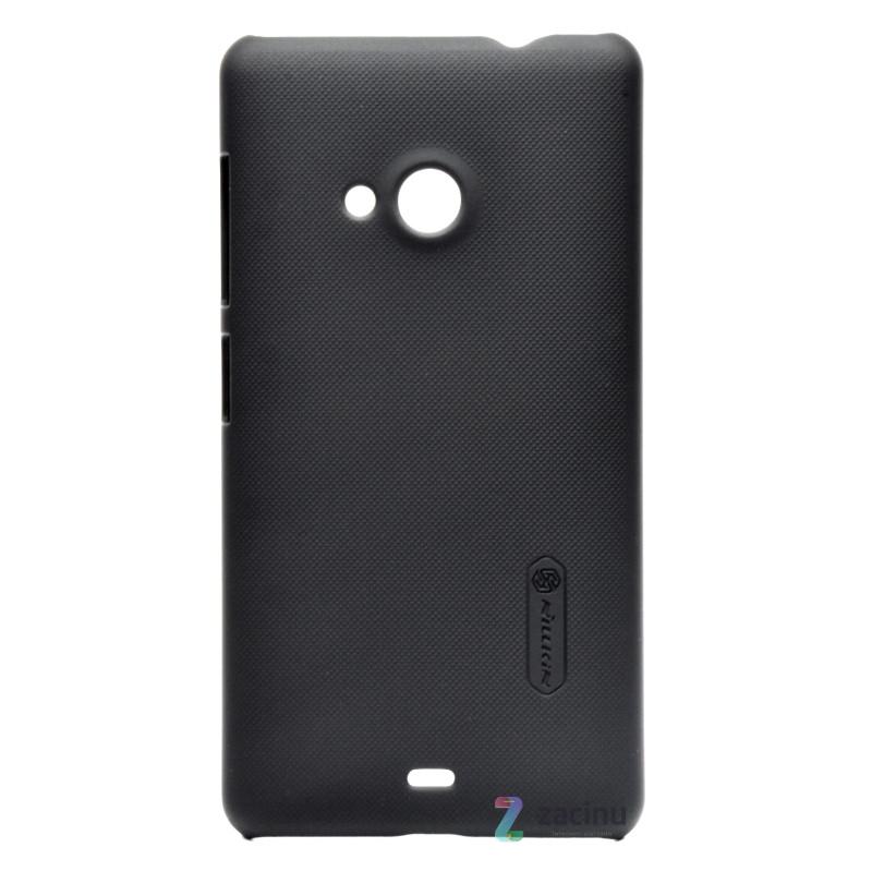 Чохол-накладка Nillkin для Microsoft (Nokia) Lumia 535 / Matte ser./+ плівка/ Чорний