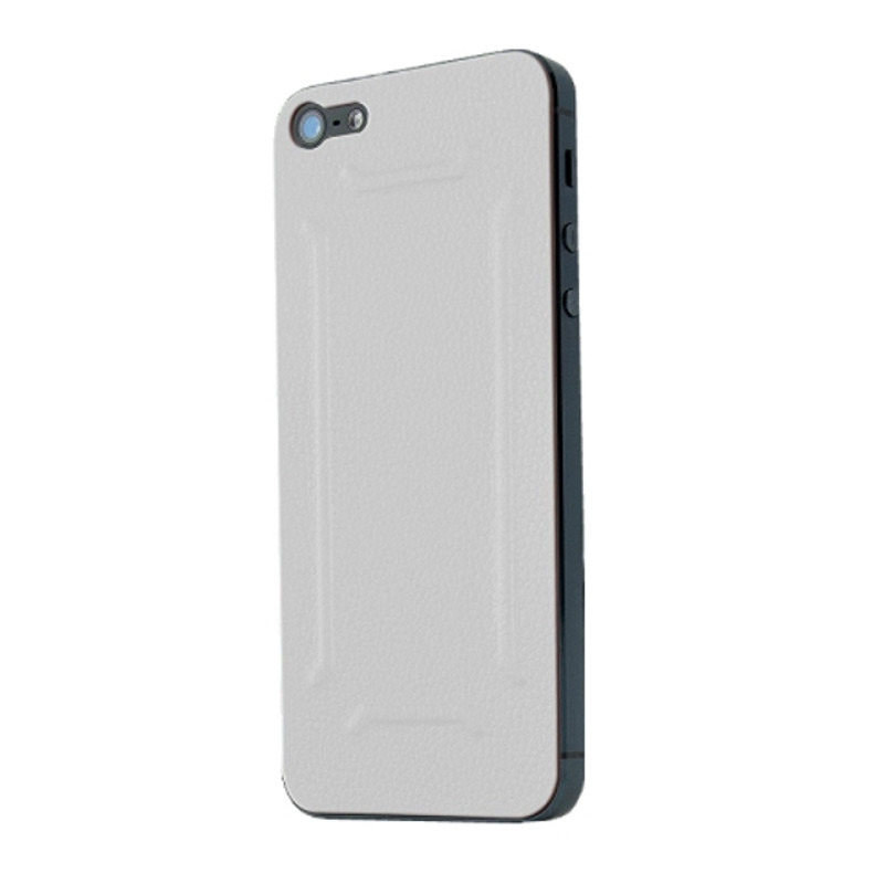 7a689f609b1bae Чохол-наклейка Quadocta Praesidium для iPhone 5/5S/SE Наклейка на задню  панель Білий, цена 245 грн., купить в Ивано-Франковске — Prom.ua  (ID#579531720)