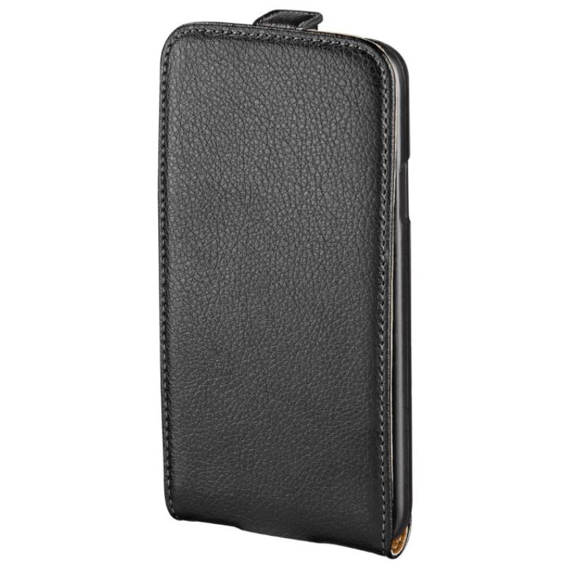 Чохол-фліп Hama для Samsung G900 S5 Smart Case. Чорний(00124663)