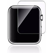 Захисне Скло Tempered Glass для Apple iWatch 38мм Прозорий